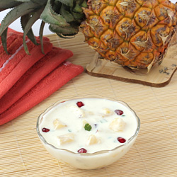 Pineapple Raita