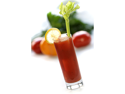 Bloody Bull Cocktail Drink Recipe - Bloody Mary with Beef Bouillon and ...