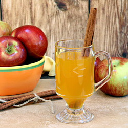 Hot Apple Pie Drink