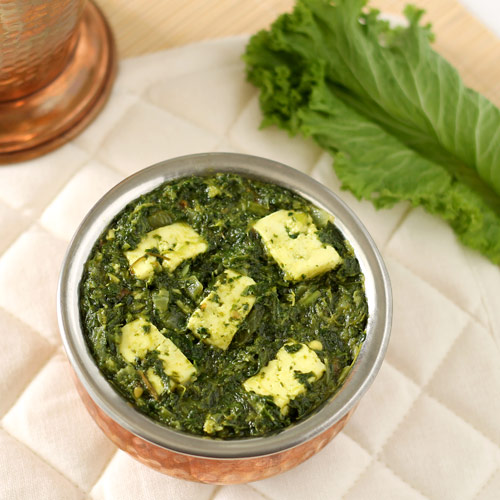 Easy Saag Paneer Recipe - Make Best Homemade Sag Paneer in ...