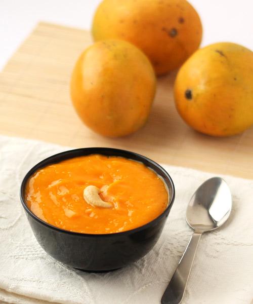 How to make Mango Puree