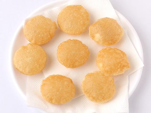 How to make Puri for Panipuri
