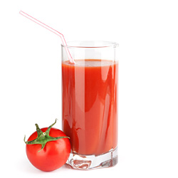 This recipe for Homemade Tomato Juice, by Richard and Myra Stone , is ...
