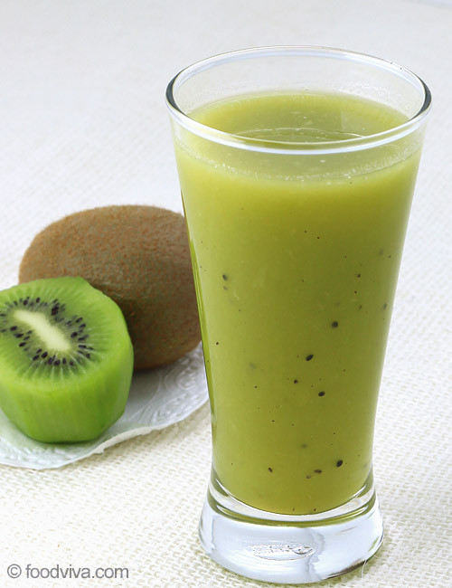 Kiwifruit Juice Recipe