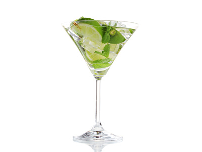 Mojito Martini Recipe - Refreshing Summer Martini Mojito