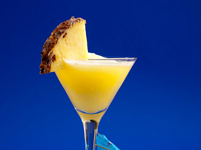 Pineapple Martini