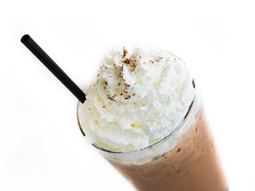 Peppermint Milkshake