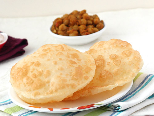 Bhatura recipe step by step photo classic indian bread for chole easy bhatura recipe forumfinder Image collections