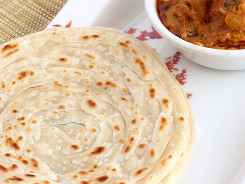 Step by step process for Different Types of parathas ...