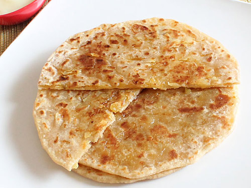 Gujarati Style Easy Puran Poli Recipe