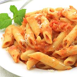 Tomato Pasta (Pasta In Red Sauce)