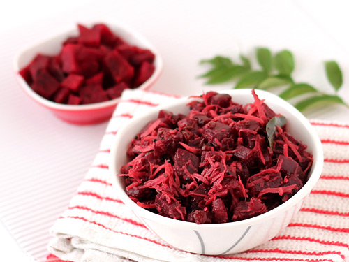 South Indian Beet Recipes