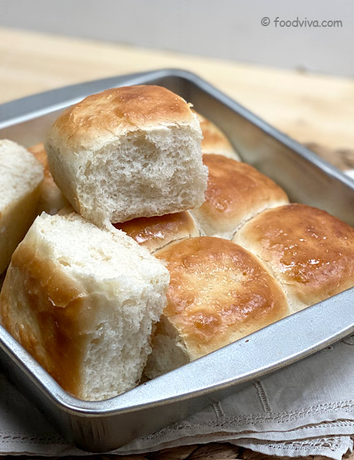 How to Make Pav at Home