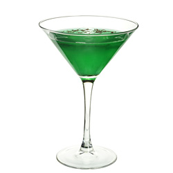 Mint Chocolate Chip Martini