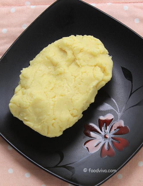 How to Make Mawa(khoya) with Milk Powder