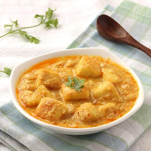Shahi Paneer Korma Recipe