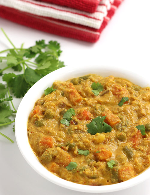 Veg Korma Curry