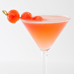 Watermelon Pucker Martini