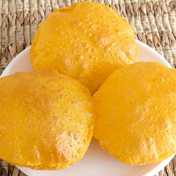 Puri Recipe (Poori)