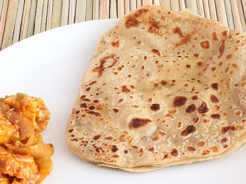 How to Make Parat Jeera Paratha