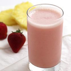 Strawberry Pineapple Smoothie
