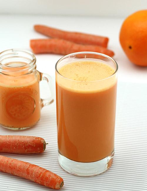 Carrot Smoothie Recipe