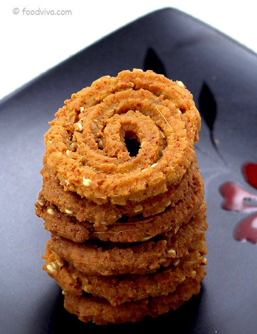How to Make Chakli/ Chakri