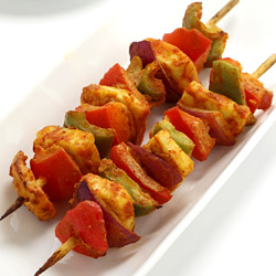 Paneer Tikka (Using Oven)